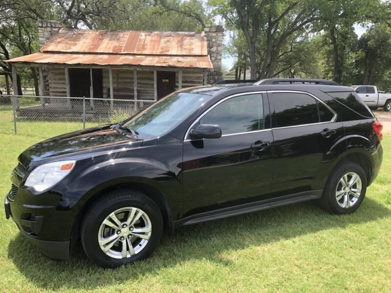 2014 Chevrolet Equinox for sale at Village Motors Of Salado in Salado TX