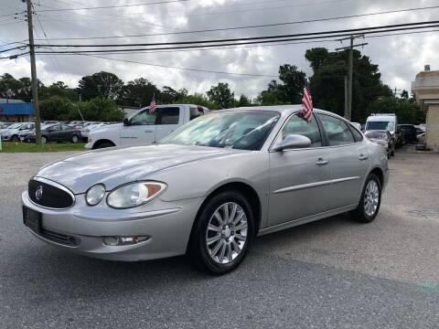 2007 Buick LaCrosse for sale at Mega Autosports in Chesapeake VA
