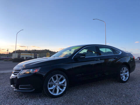 2015 Chevrolet Impala for sale at 1st Quality Motors LLC in Gallup NM