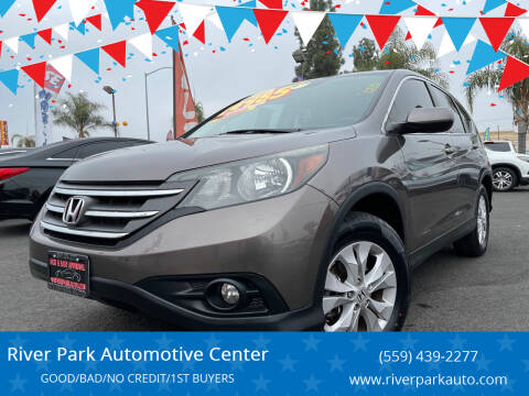 2014 Honda CR-V for sale at River Park Automotive Center in Fresno CA