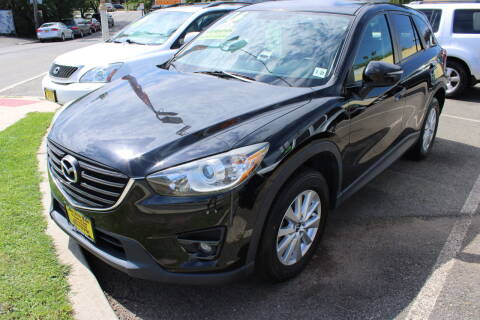 2016 Mazda CX-5 for sale at Lodi Auto Mart in Lodi NJ