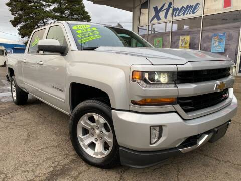 2016 Chevrolet Silverado 1500 for sale at Xtreme Truck Sales in Woodburn OR