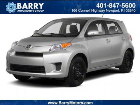 2010 Scion xD for sale at BARRYS Auto Group Inc in Newport RI