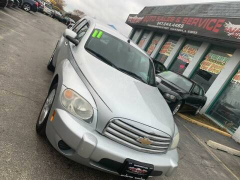 2011 Chevrolet HHR for sale at Washington Auto Group in Waukegan IL