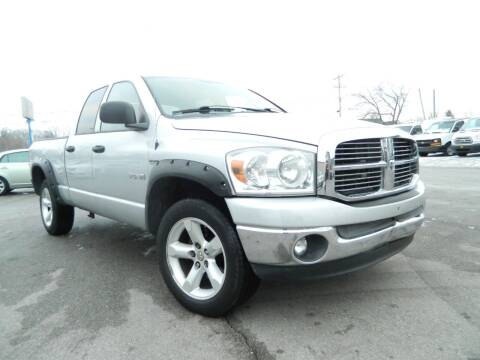 2008 Dodge Ram Pickup 1500 for sale at Auto House Of Fort Wayne in Fort Wayne IN