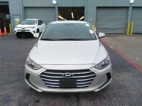 2017 Hyundai Elantra for sale at Don Auto World in Houston TX