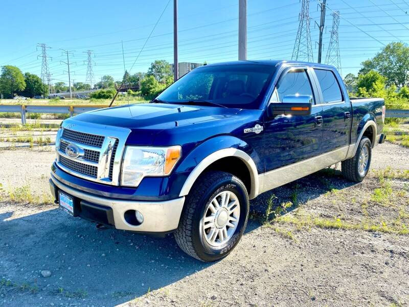 2010 Ford F-150 for sale at Siglers Auto Center in Skokie IL