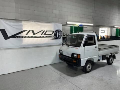 1992 Daihatsu HiJet 4WD Mini