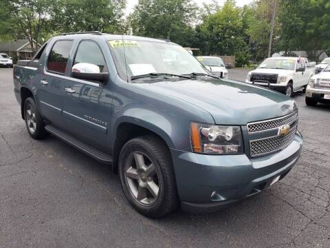 2008 Chevrolet Avalanche for sale at Stach Auto in Edgerton WI