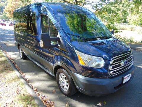 2015 Ford Transit Passenger for sale at LA Motors in Waterbury CT
