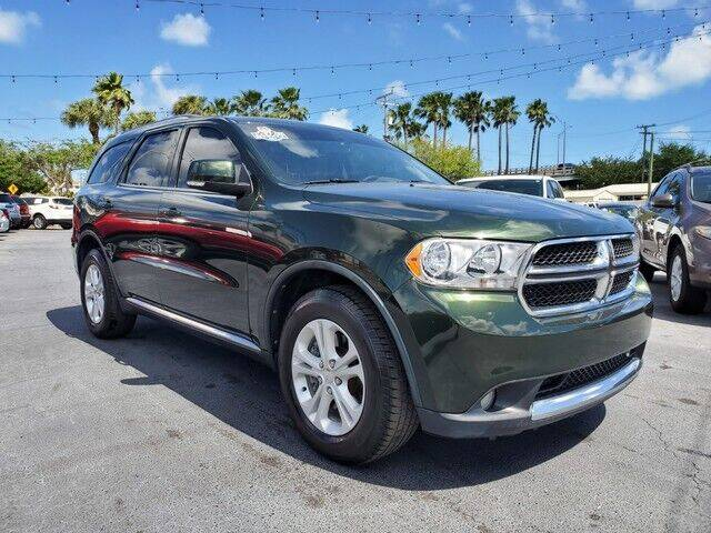 2011 Dodge Durango for sale at Select Autos Inc in Fort Pierce FL
