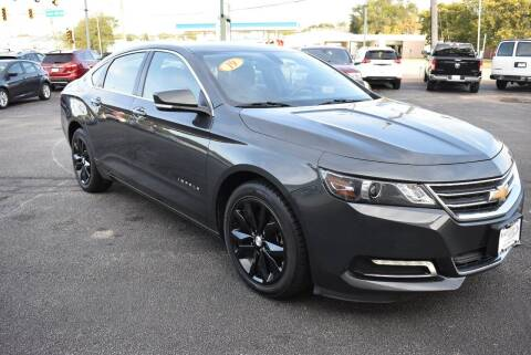 2019 Chevrolet Impala for sale at World Class Motors in Rockford IL