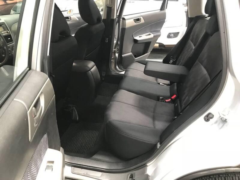 2009 Subaru Forester AWD 2.5 X 4dr Wagon 5M - Houston TX