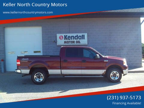 2006 Ford F-150 for sale at Keller North Country Motors in Howard City MI