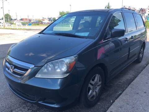 2006 Honda Odyssey for sale at 5 STAR MOTORS 1 & 2 in Louisville KY