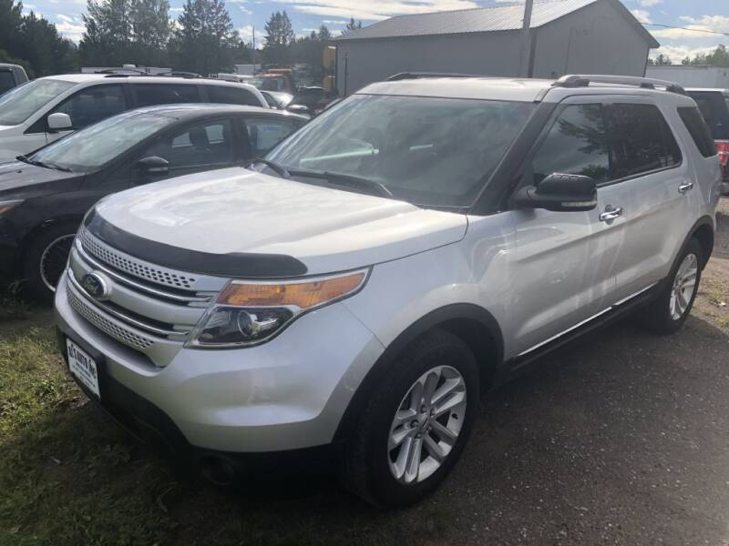 2012 Ford Explorer for sale at Al's Auto Inc. in Bruce Crossing MI