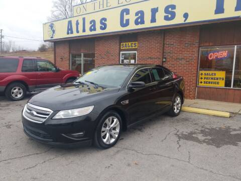 2010 Ford Taurus for sale at Atlas Cars Inc. - Radcliff Lot in Radcliff KY