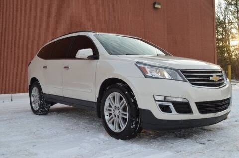 2014 Chevrolet Traverse for sale at World Class Motors LLC in Noblesville IN