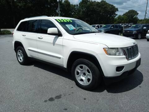 2011 Jeep Grand Cherokee for sale at Mathews Used Cars, Inc. in Crawford GA