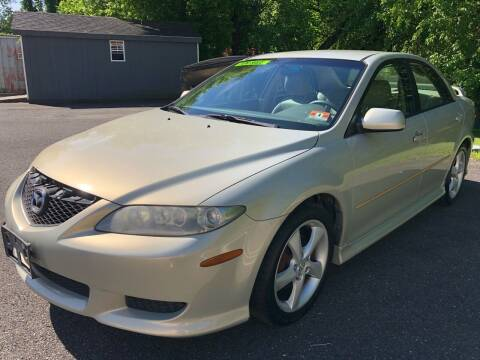 2004 Mazda MAZDA6 for sale at Perfect Choice Auto in Trenton NJ