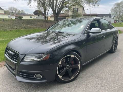 2010 Audi S4 for sale at Trocci's Auto Sales in West Pittsburg PA