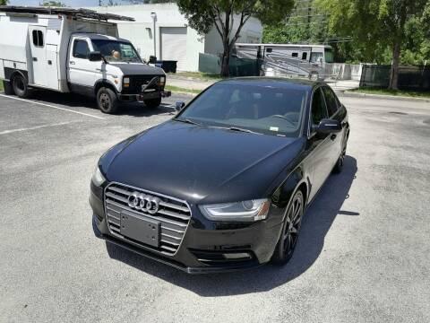 2013 Audi A4 for sale at Best Price Car Dealer in Hallandale Beach FL