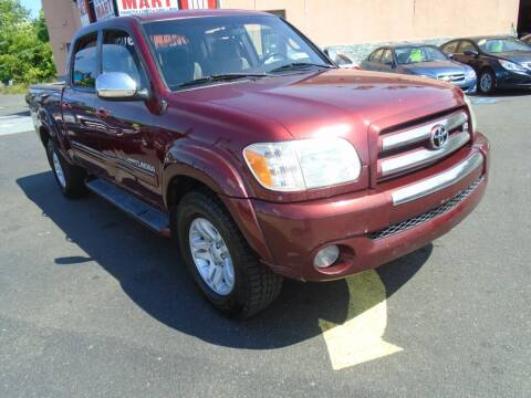 2006 Toyota Tundra for sale at Broadway Auto Services in New Britain CT