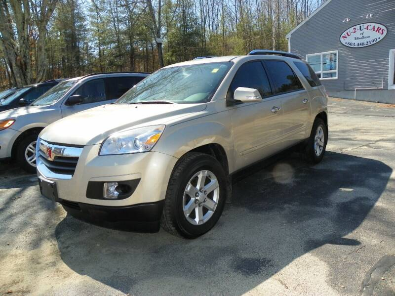 2009 Saturn Outlook XE 4dr SUV - Windham NH
