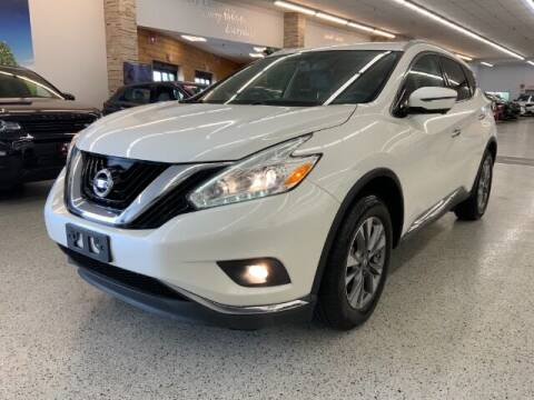 2017 Nissan Murano for sale at Dixie Motors in Fairfield OH