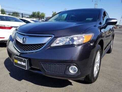 2014 Acura RDX for sale at 916 Auto Mart ONLY $399 DOWN!!!* in Sacramento CA