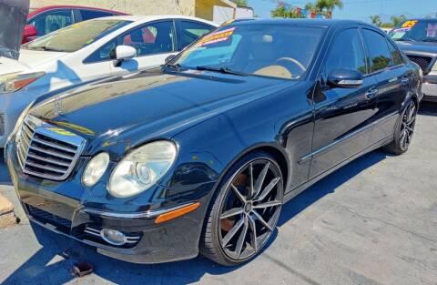 2008 Mercedes-Benz E-Class for sale at Apollo Auto El Monte in El Monte CA