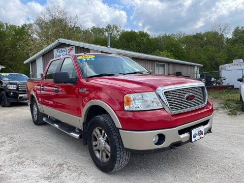 2007 Ford F-150 for sale at Victor's Auto Sales Inc. in Indianola IA