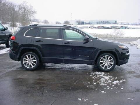 2014 Jeep Cherokee for sale at Westview Motors in Hillsboro OH