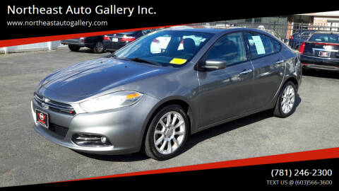 2013 Dodge Dart for sale at Northeast Auto Gallery Inc. in Wakefield Ma MA