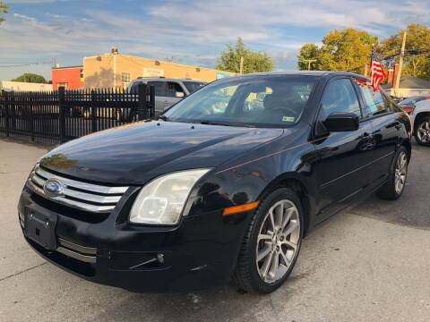 2008 Ford Fusion for sale at Crestwood Auto Center in Richmond VA