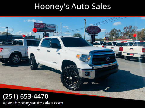 2014 Toyota Tundra for sale at Hooney's Auto Sales in Theodore AL