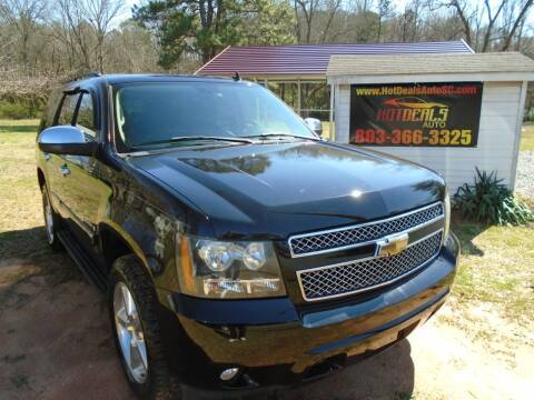 2008 Chevrolet Tahoe for sale at Hot Deals Auto LLC in Rock Hill SC