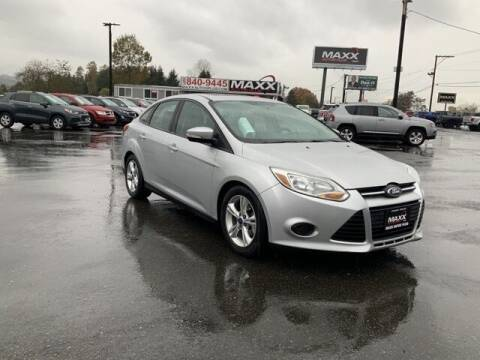 2014 Ford Focus for sale at Maxx Autos Plus in Puyallup WA