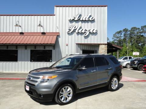 2014 Ford Explorer for sale at Grantz Auto Plaza LLC in Lumberton TX