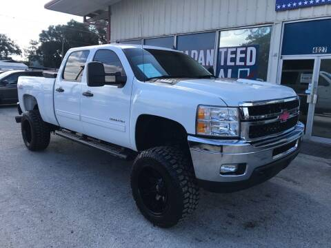 2013 Chevrolet Silverado 2500HD for sale at Lee Auto Group Tampa in Tampa FL