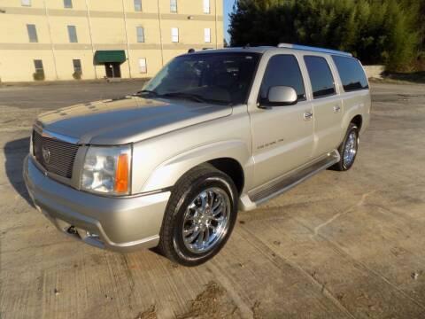 2005 Cadillac Escalade ESV for sale at S.S. Motors LLC in Dallas GA