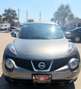 2014 Nissan JUKE for sale at Car Ex Auto Sales in Houston TX