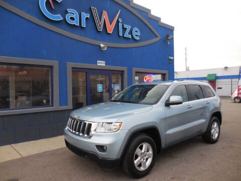 2013 Jeep Grand Cherokee for sale at Carwize in Detroit MI