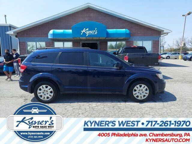 2018 Dodge Journey for sale in Chambersburg, PA