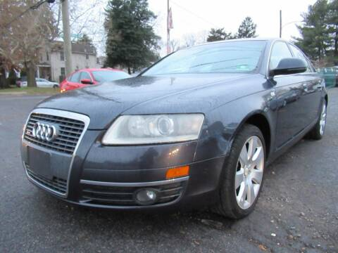 2006 Audi A6 for sale at PRESTIGE IMPORT AUTO SALES in Morrisville PA