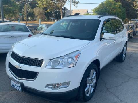 2012 Chevrolet Traverse for sale at River City Auto Sales Inc in West Sacramento CA