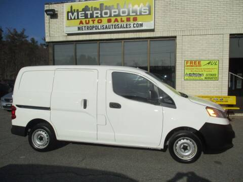 2014 Nissan NV200 for sale at Metropolis Auto Sales in Pelham NH