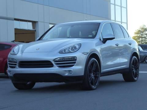 2012 Porsche Cayenne for sale at Loudoun Motor Cars in Chantilly VA
