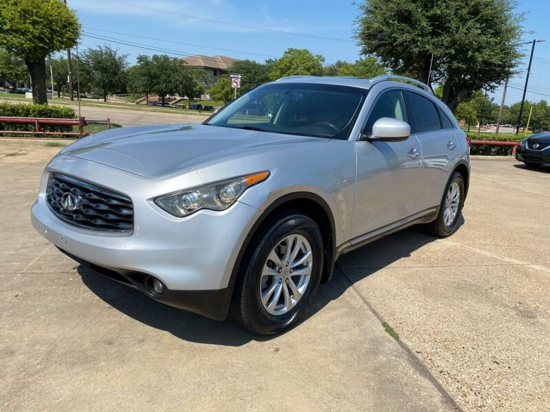 2010 Infiniti FX35 for sale at CityWide Motors in Garland TX