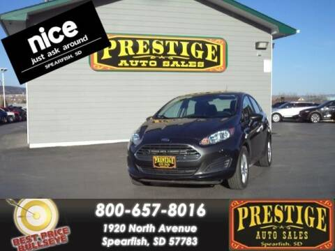 2019 Ford Fiesta for sale at PRESTIGE AUTO SALES in Spearfish SD